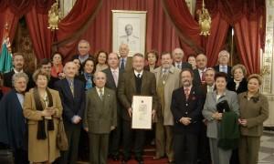 Bernat Soria. Premio Drago de Oro 2004