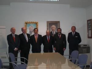 Ingreso de don Juan Manuel Durán y don Juan Valdés