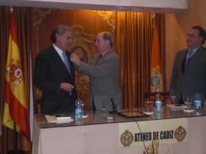 Ingreso DIego López Garrido