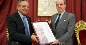 Pedro Miguel Lamet. Premio Drago de Oro 2013