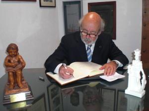 D. Fernando J. Blanco, Consignatario de Buques