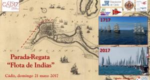 flota indias poster