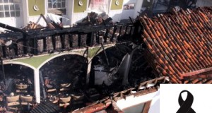 Incendio Ateneo La Laguna