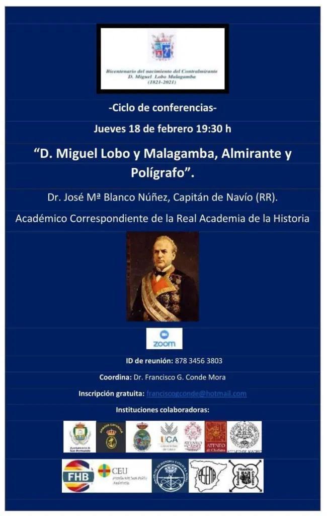 Bicentenario Miguel Lobo 18feb2021